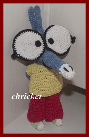 Serial crochetteuse num 172