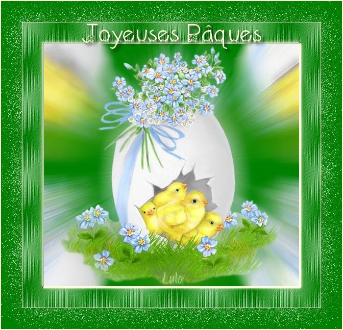 Créa Pâques