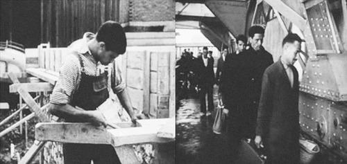 Travailleurs immigrés algériens