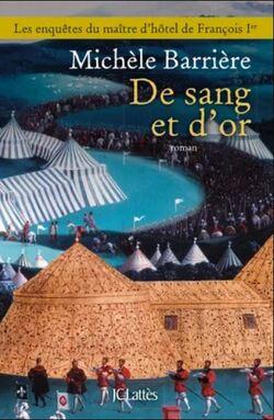 """J'ai lu """"De sang et d'or"""" de Michèle Barrière et découvert """"l'Utopie"""" de Thomas More"""