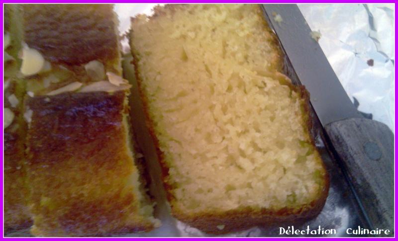 Cake des reines et des rois sans beurre , une vraie délectation pour les amateurs d'amande ...