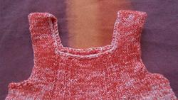 Robe à plis