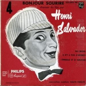 Henri Salvador, 1956