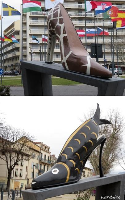 Le circuit des chaussures d'exception à Romans
