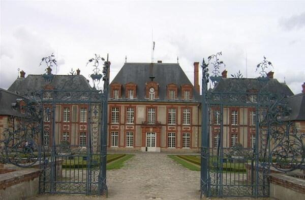 Le château de Breteuil dans les Yvelines (2ème partie)