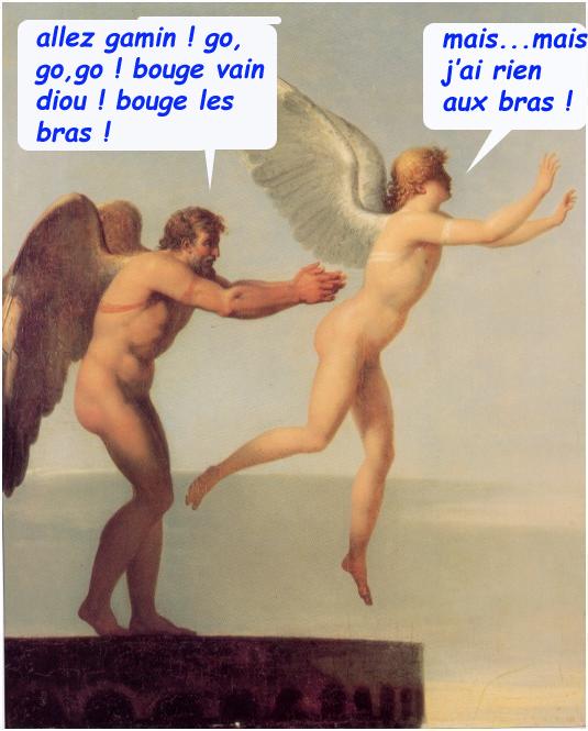 Mythologie/ cognée/