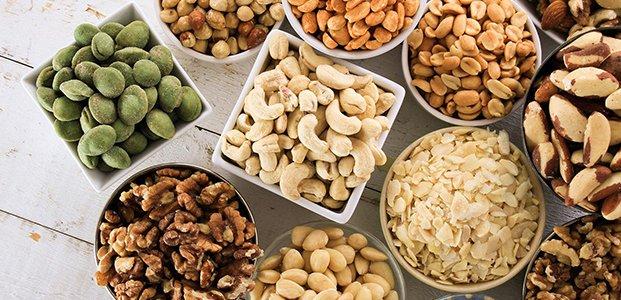 Польза орехов для организма при диабете