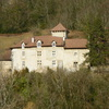 Cheignieu-la-Balme ( château de Montville )