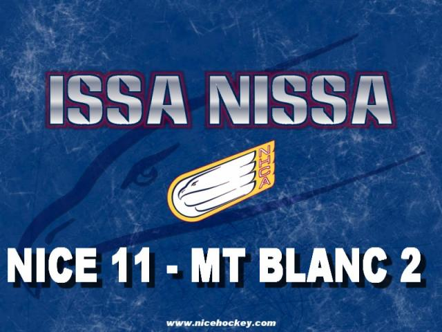 NICE 11 - MT BLANC 2