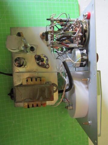 Volmètre electronique