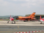 F16 Pays Bas