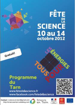 La Fête de la Science est de retour dans le Tarn!
