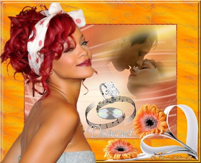 "♥♥♥ Diamonds ♥♥♥ ""Rihanna """