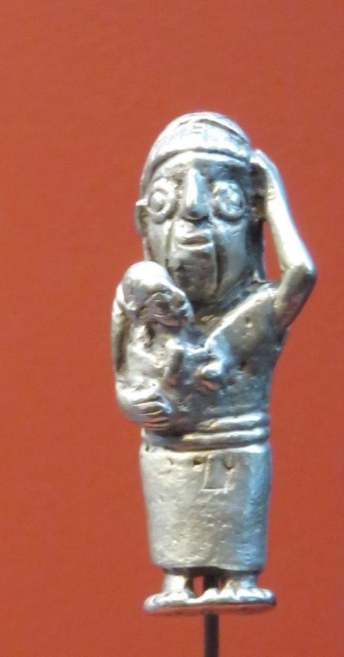 """Retour sur l'exposition """"l'inca et le conquistador"""""""