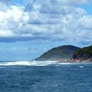 Mer agitée (janvier 2013) - Photo : Edgar
