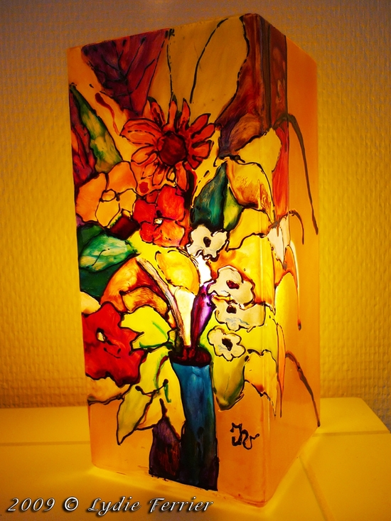 2009 Fleurs lumineuses
