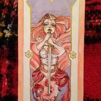 sword mermaid