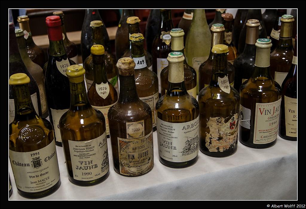 Ruffey sur Seille 16ème Percée du Vin Jaune (J-1)