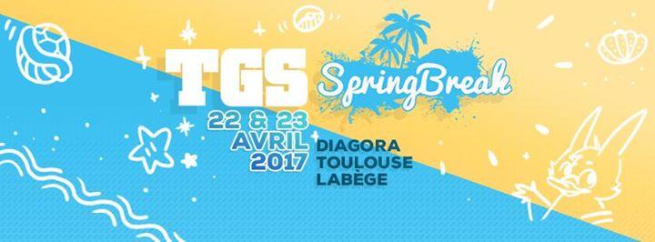 TGS springbreak 2017 | Visite et conférences geek !
