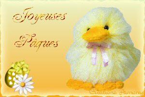 Cartes Souhaits Pâques