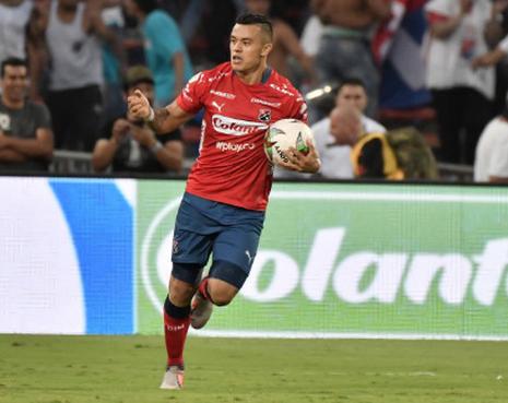 Nouveau maillot Independiente Medellin 2019 Domicile