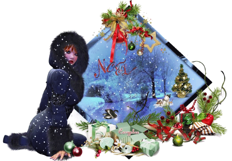 ♥ Vos superbes cadeaux de Noël ♥