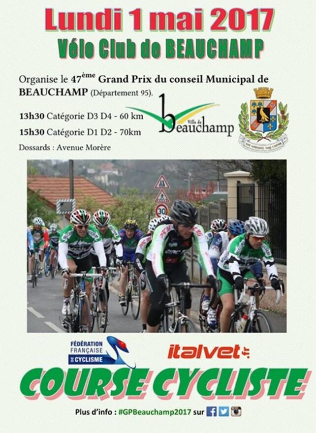47ème Grand Prix du Conseil Municipal de Beauchamp