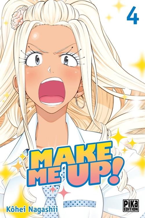 Make me up! - Tome 04 - Kôhei Nagashii