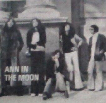 ANN IN THE MOON (1970-197?)