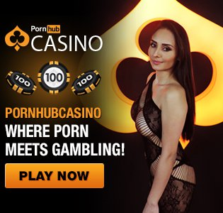 Pornhub Casino where porn meets gambling!
