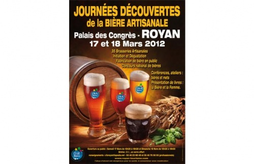 JOURNEES DECOUVERTE DE LA BIERE ARTISANALE