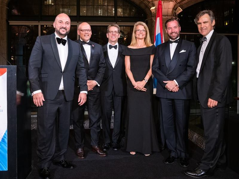 Luxembourg-American Business Award 2018