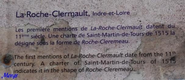 Centre, Indre-et-Loire, La-Roche-Clermault ,37500