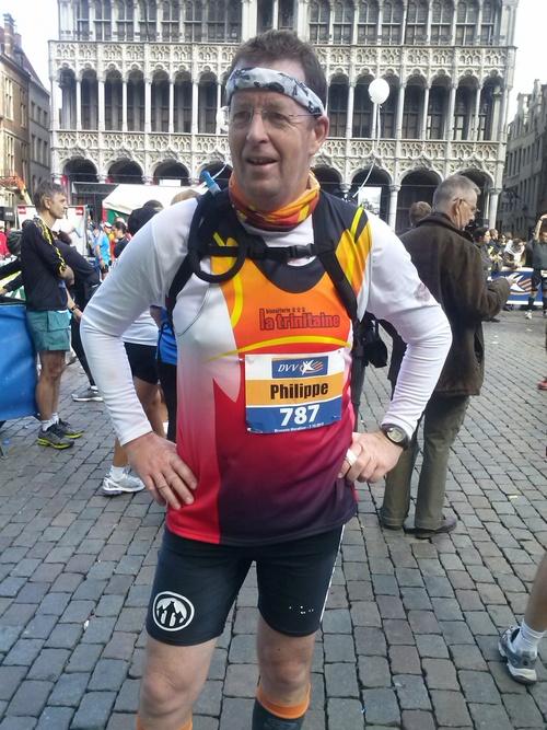 Marathon de Bruxelles - Dimanche 7 octobre 2012