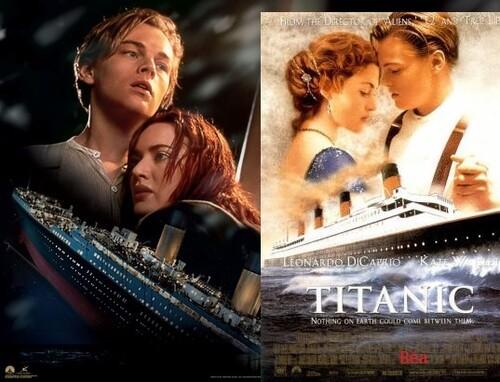 défi cinéma ''le titanic '' pour  Lara