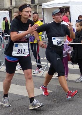Course à pied de Villejuif, 12 octobre 2014