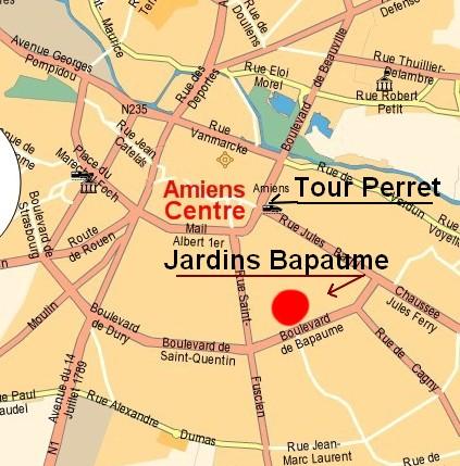 Dans les p'tites rue d'Amiens