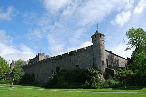 Cahir - visite du Chateau - Irlande - mai 2011 008