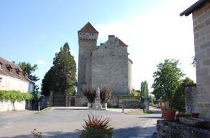 Le château St Hilaire