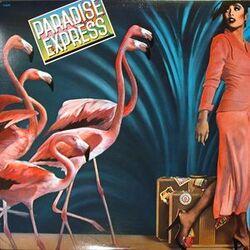 Paradise Express - Same - Complete LP