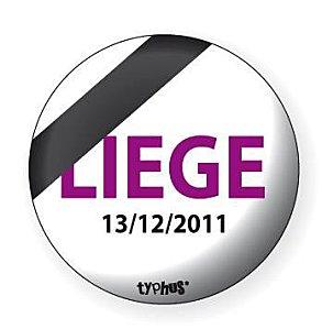 Liège logo deuil