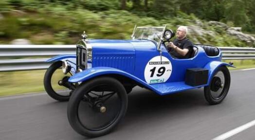 Le Mans 1923 (partie 1)