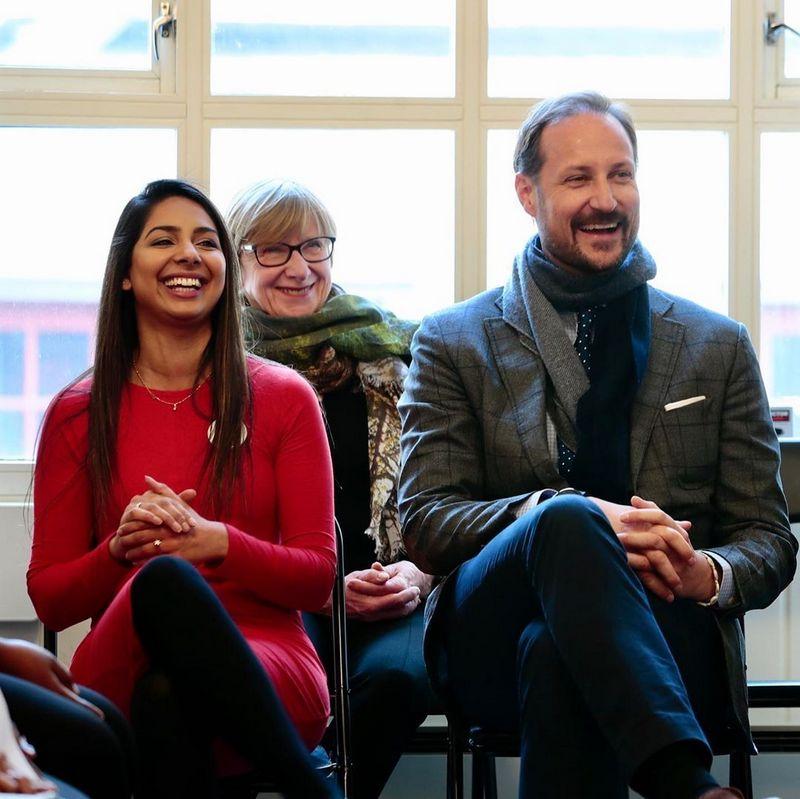 Mentorprogrammet Catalysts kobler flerkulturell