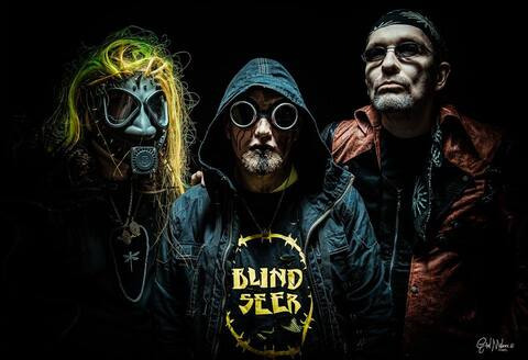 BLIND SEER - Infos concernant le premier album
