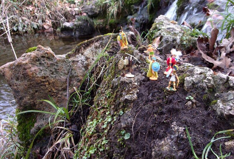 Aujourd'hui : exploration dans le Bois de Vincennes pendant un hiver bien trop doux