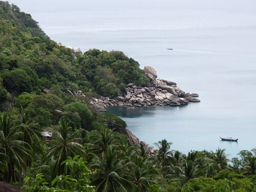18 Juillet 2013 - Ko Tao - Tanote bay