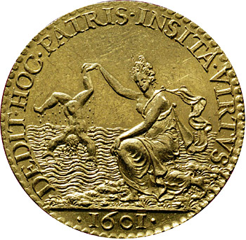 Médaille d'Henri IV