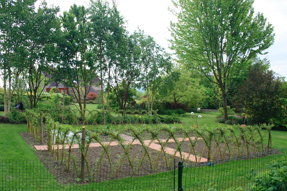 Le jardin des monterelles baboeuf 60 au fil de l 39 aisne for Au jardin des saules
