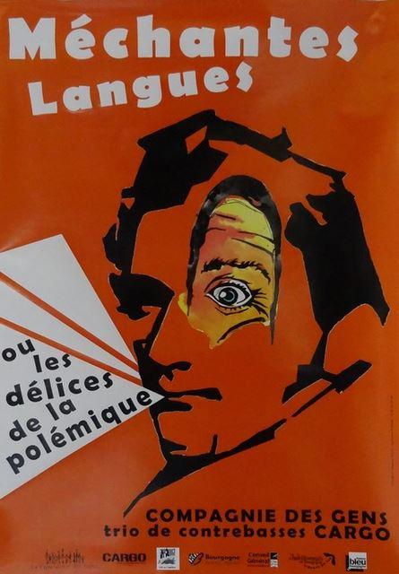 Méchantes Langues, un spectacle de la Compagnie des Gens à voir absolument !