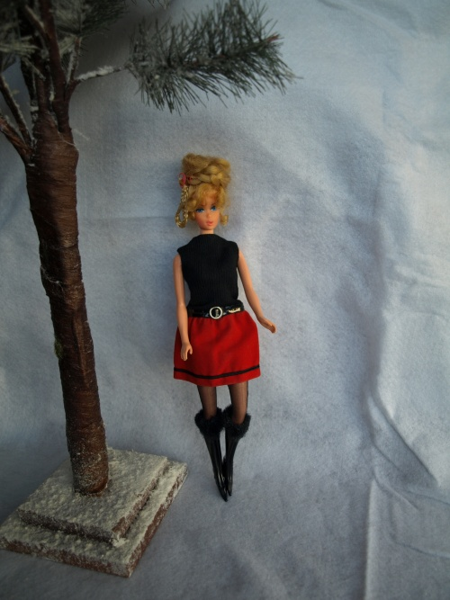 Barbie vintage : Magnificent Midi